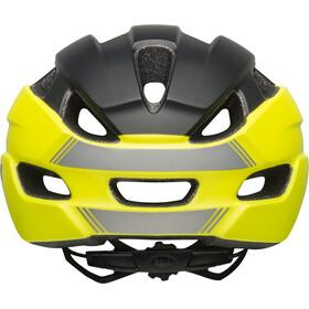 Bell Trace Casco, negro/amarillo
